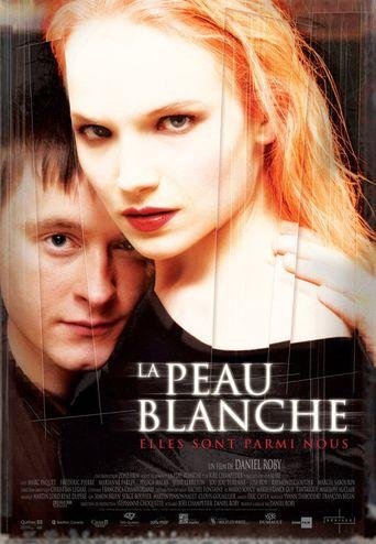 White Skin Poster