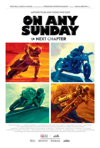 On Any Sunday, The Next Chapter Poster