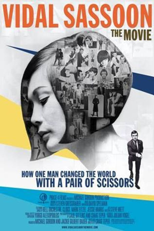 Vidal Sassoon: The Movie Poster