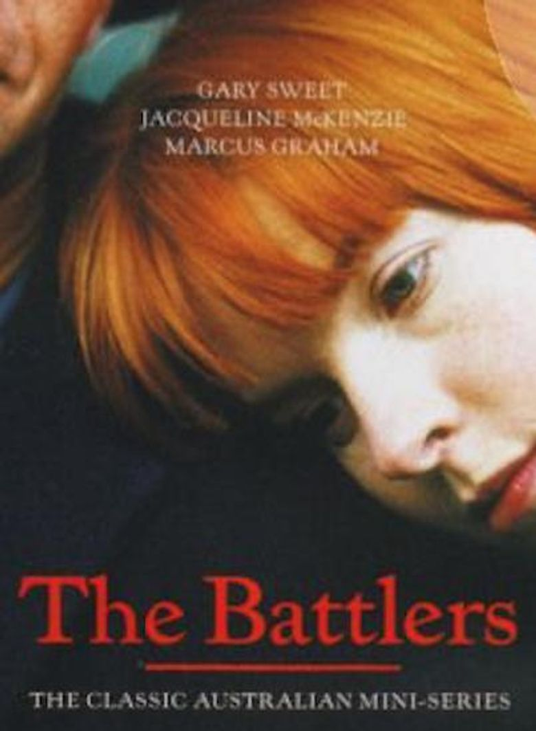 The Battlers Poster