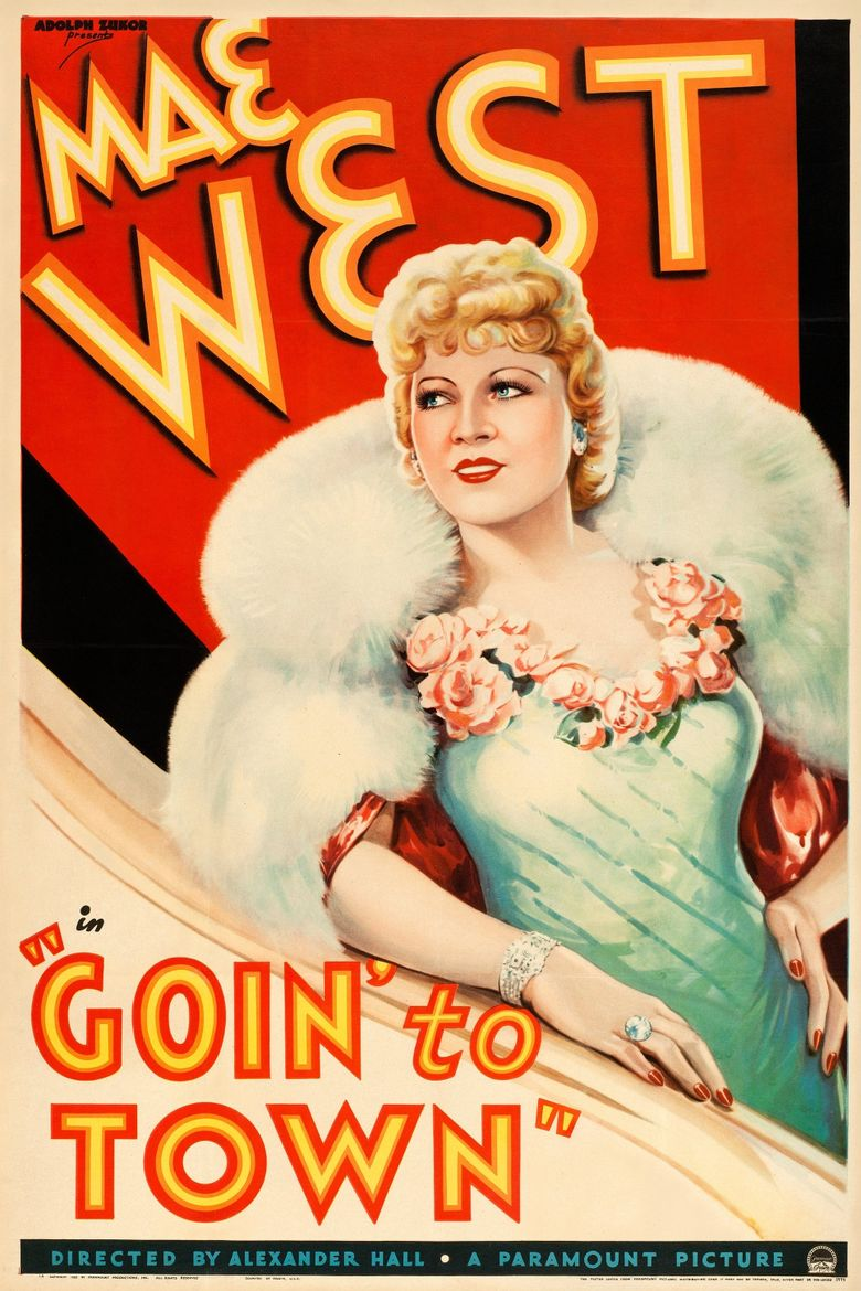 Goin' to Town Poster