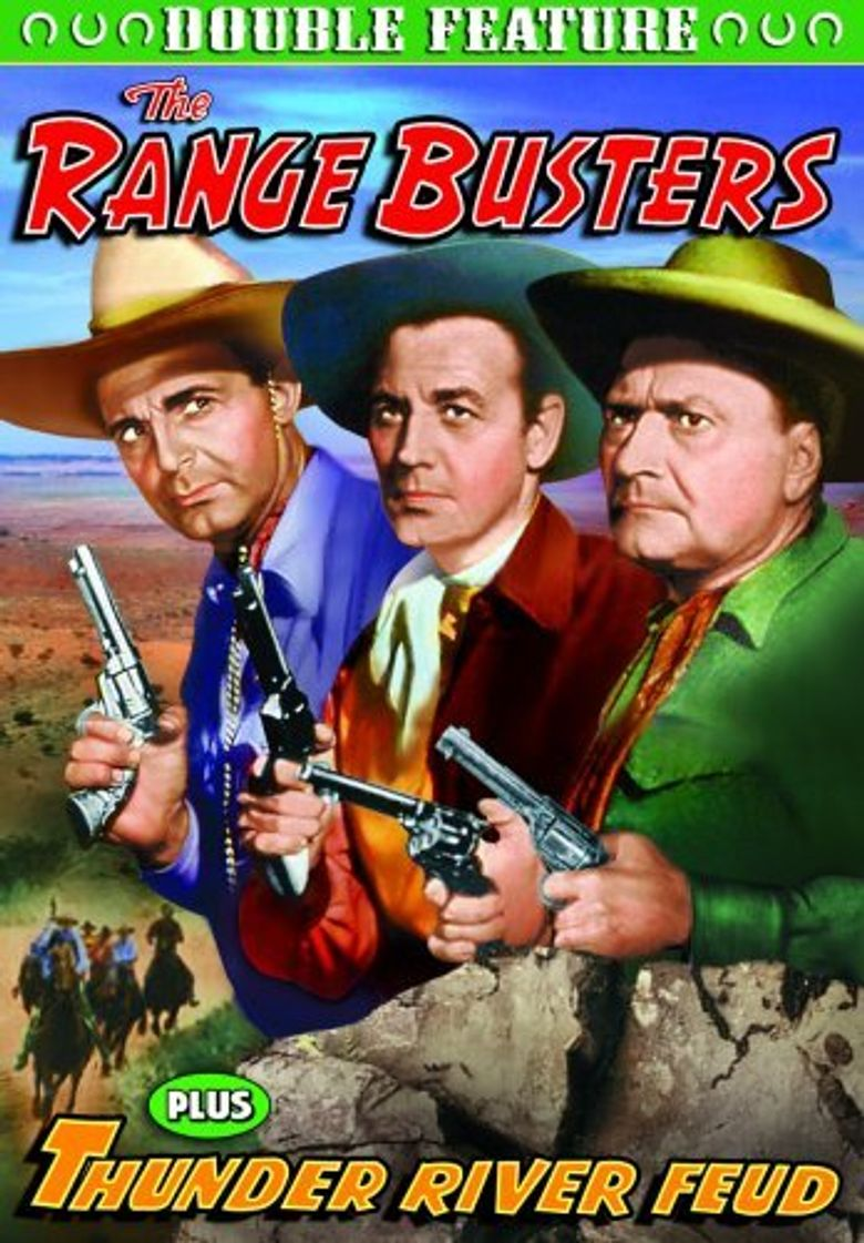 The Range Busters Poster