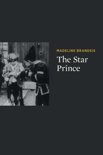The Star Prince Poster