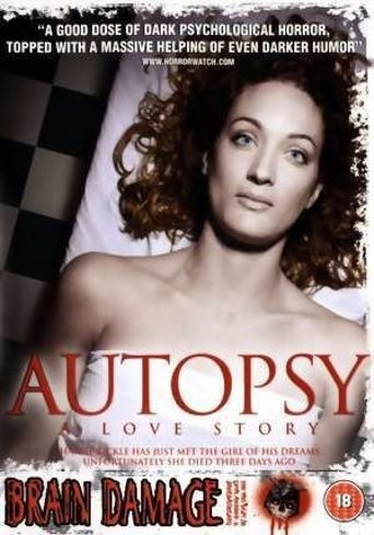 Autopsy: A Love Story Poster