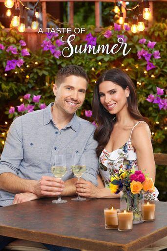 A Taste of Summer Poster