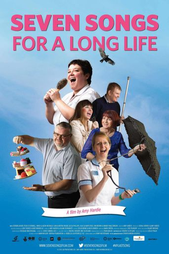 Seven Songs for a Long Life Poster