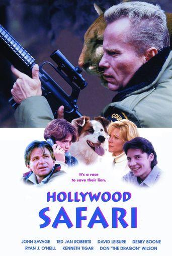 Hollywood Safari Poster