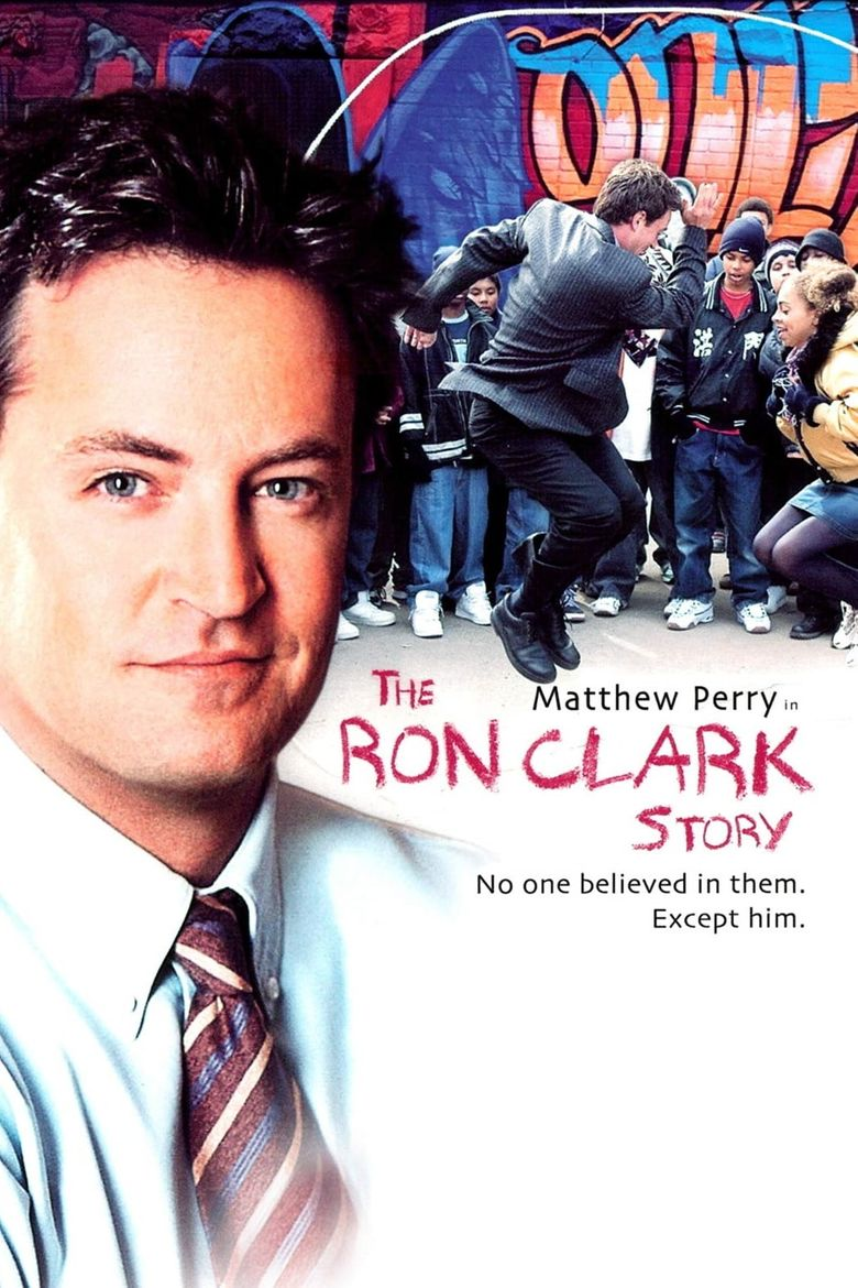 The Ron Clark Story Poster