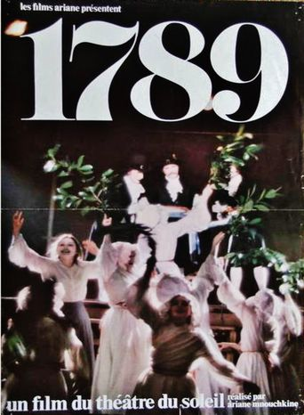 1789 Poster