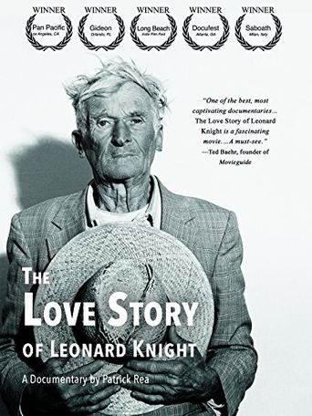 The Love Story of Leonard Knight Poster