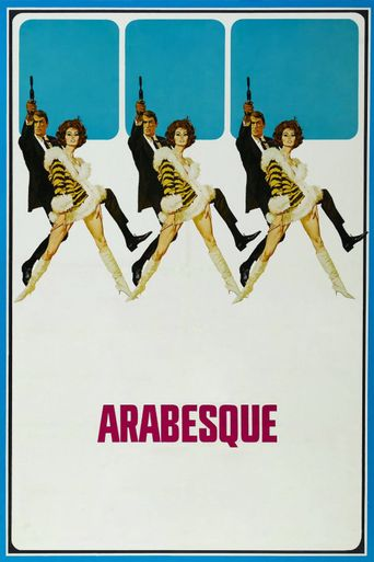 Arabesque Poster