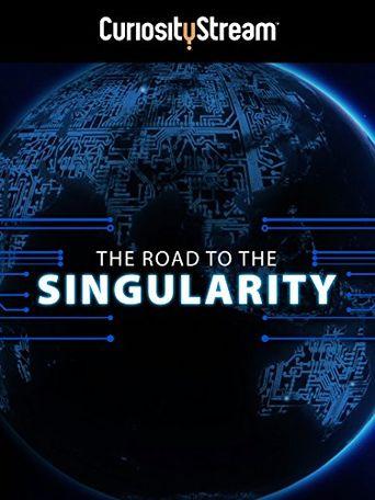 Jason Silva: The Road to the Singularity Poster