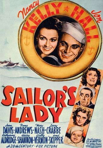 Sailor's Lady Poster