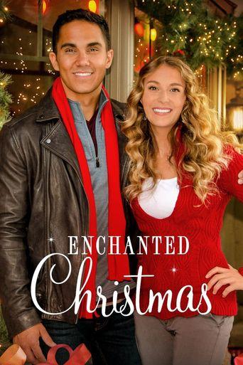 Enchanted Christmas Poster