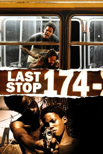 Last Stop 174 Poster