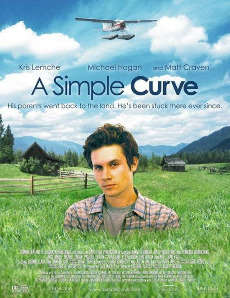 A Simple Curve Poster