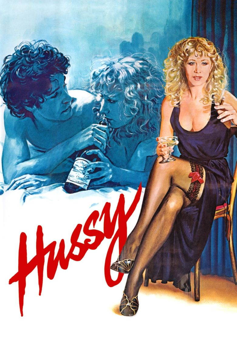 Hussy Poster