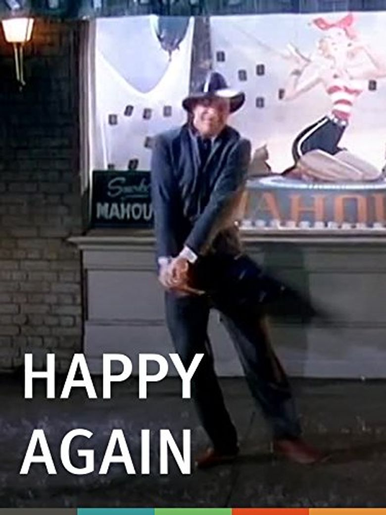 Happy Again Poster