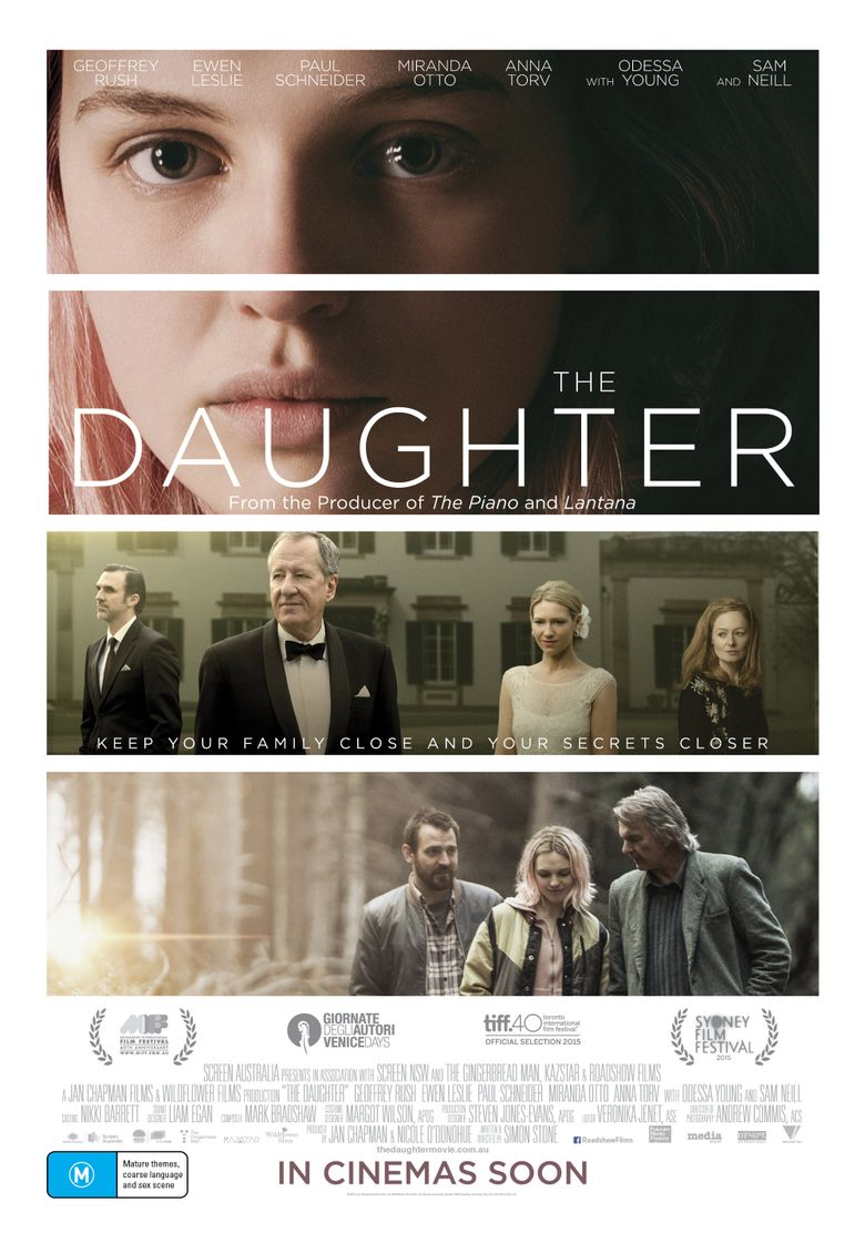 The Daughter Poster
