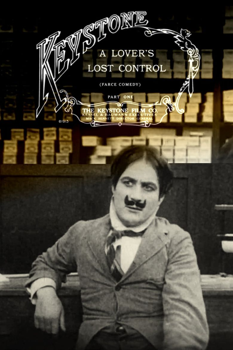 A Lover's Lost Control Poster