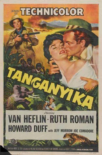Tanganyika Poster