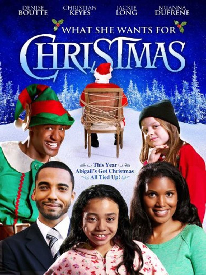 What She Wants for Christmas Poster
