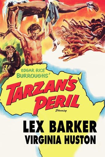 Watch Tarzan's Peril