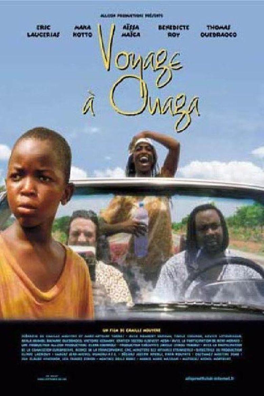 Journey to Ouaga Poster