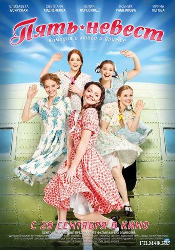 Five Brides Poster