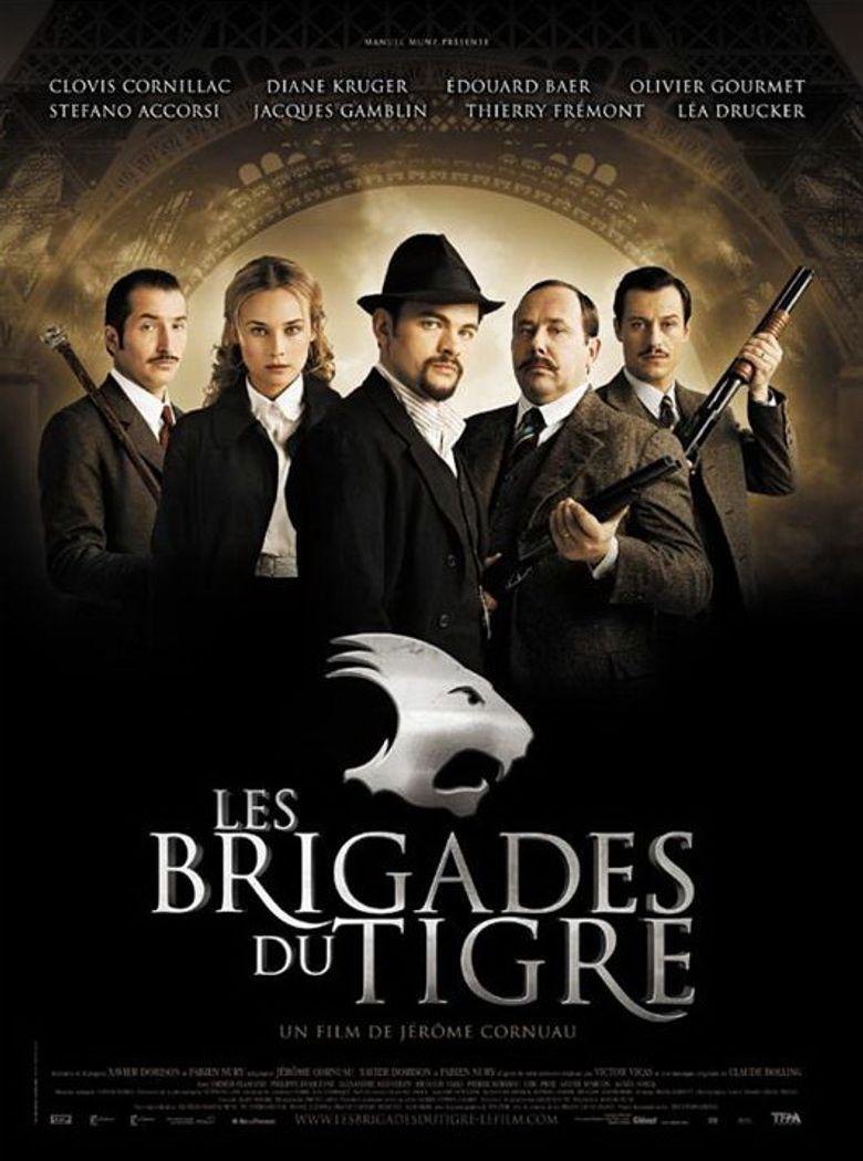 The Tiger Brigades Poster