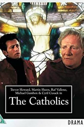 The Catholics Poster