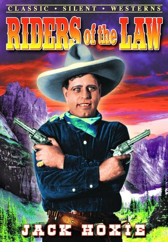 Riders of the Law Poster