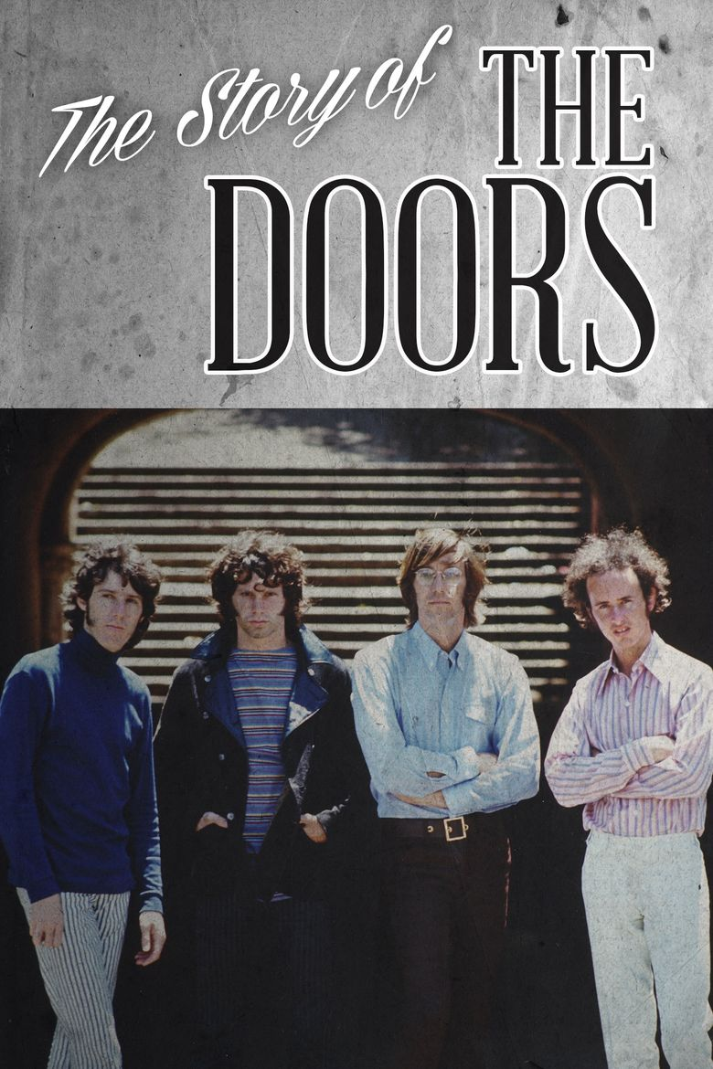 The Story of the Doors Poster