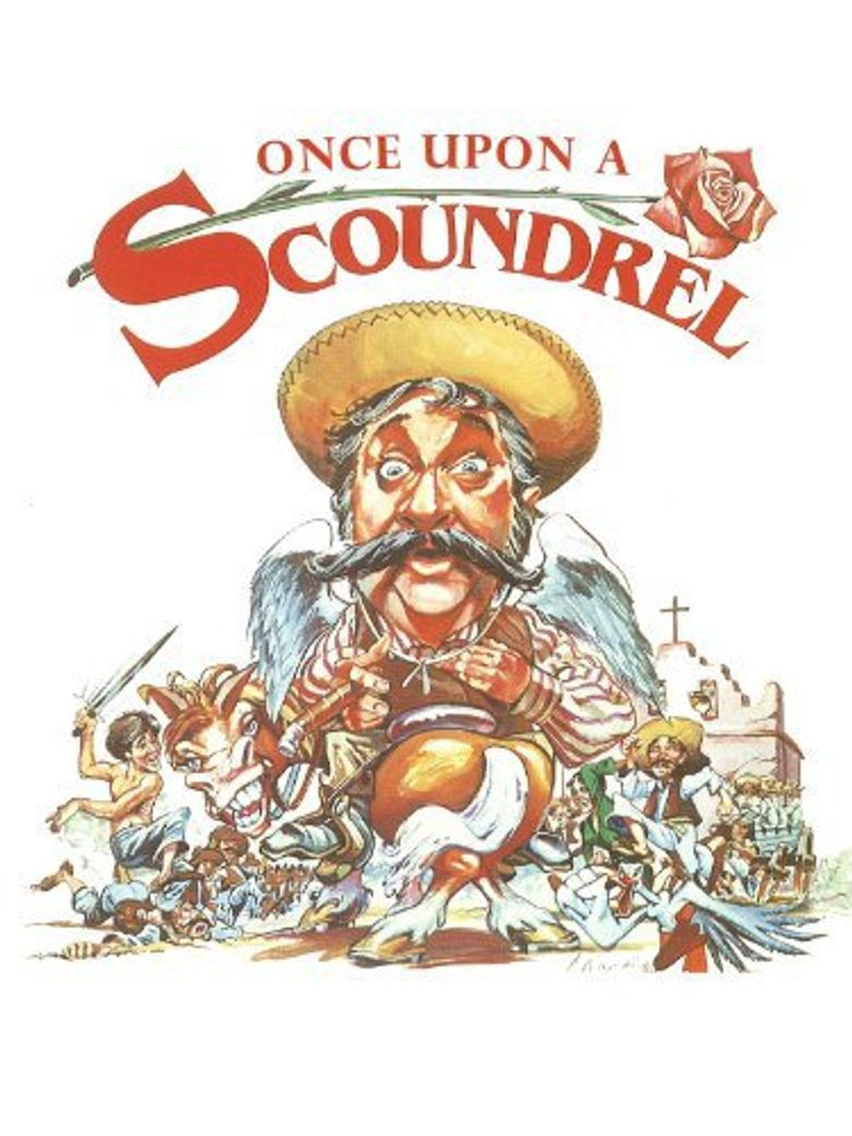 Once Upon a Scoundrel Poster