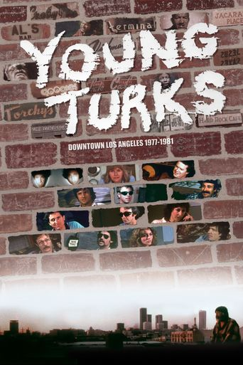 Young Turks Poster