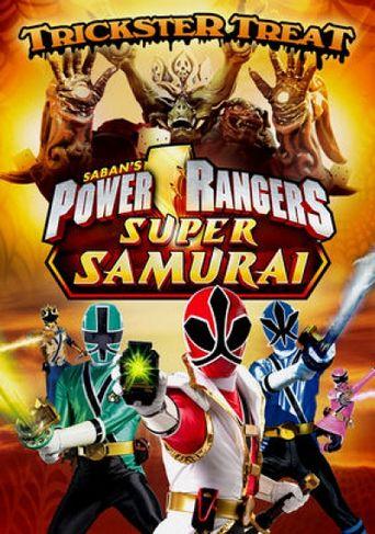 Power Rangers Super Samurai: Trickster Treat Poster