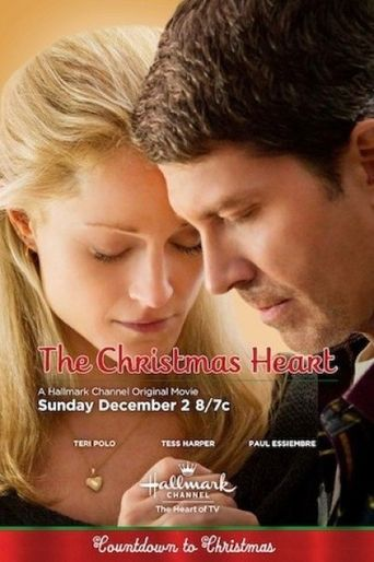 The Christmas Heart Poster