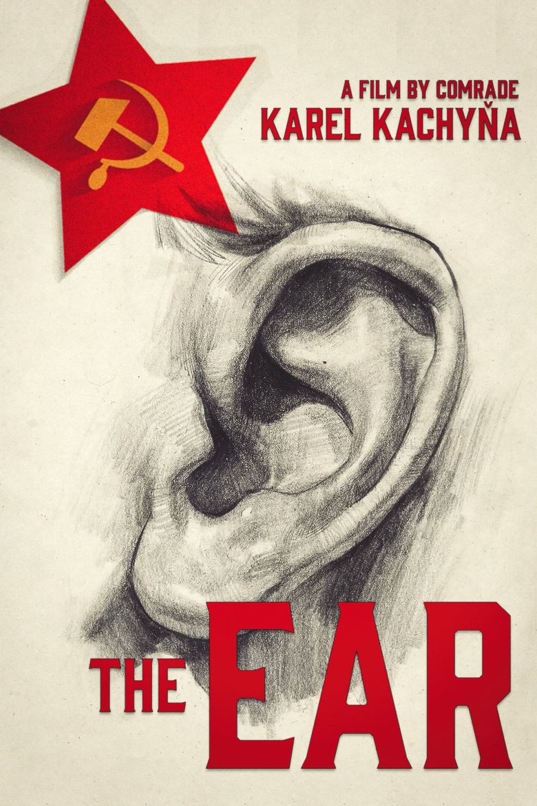 The Ear Poster