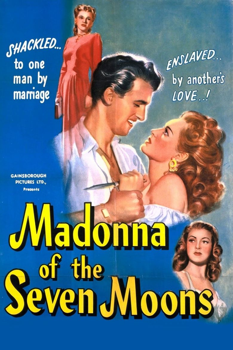 Madonna of the Seven Moons Poster