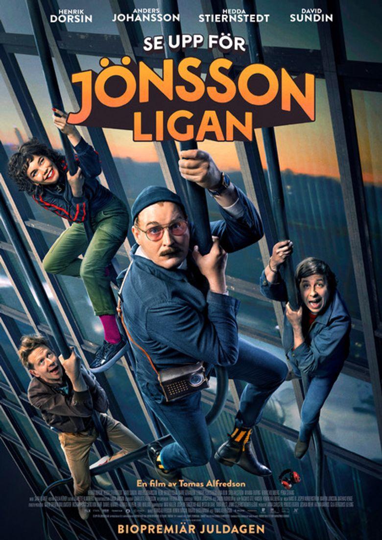 The Jonsson Gang Poster