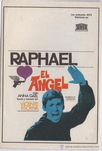 El ángel Poster
