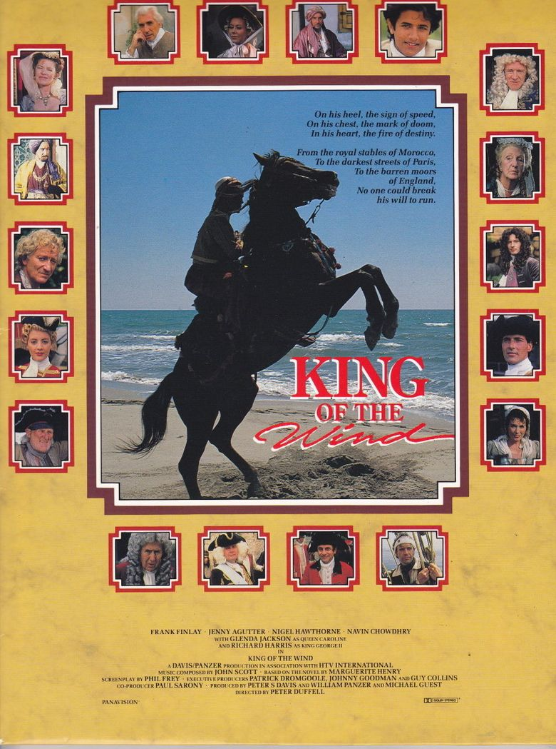 King of the Wind Poster