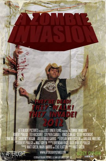 Watch A Zombie Invasion