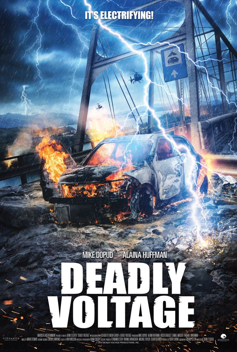 Deadly Voltage Poster