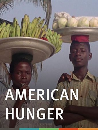 American Hunger Poster