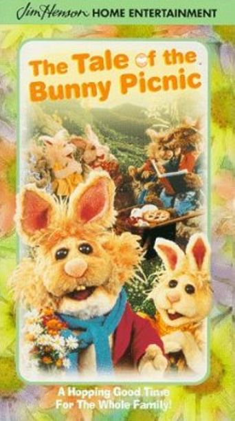 The Tale of the Bunny Picnic Poster