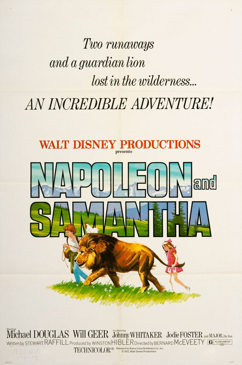 Napoleon and Samantha Poster