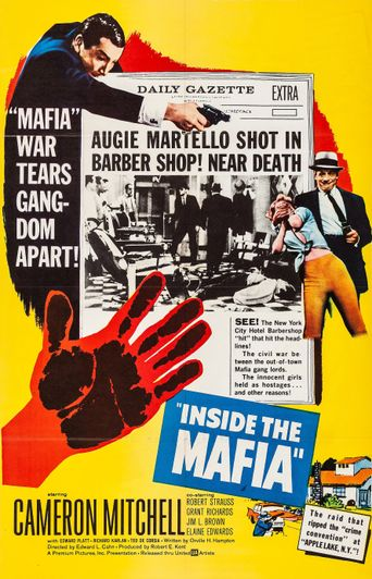 Inside the Mafia Poster