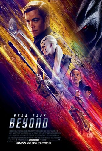 Watch Star Trek Beyond