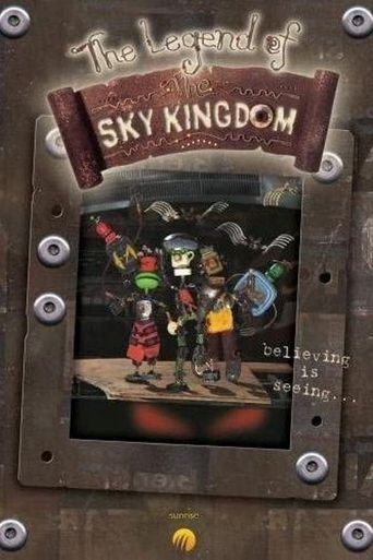 The Legend of the Sky Kingdom Poster